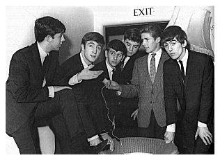 beatles first radio interview