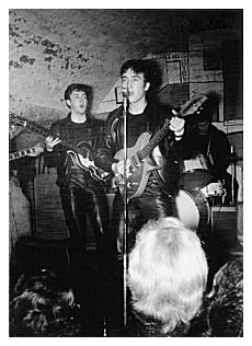 beatles at the cavern