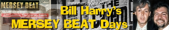 Bill Harry's Mersey Beat Days