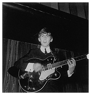 george harrison gretsch country gent