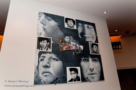 klaus voormann at the Hard Days Night Hotel