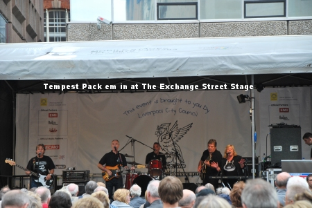 Tempest Exchange Street Stage
