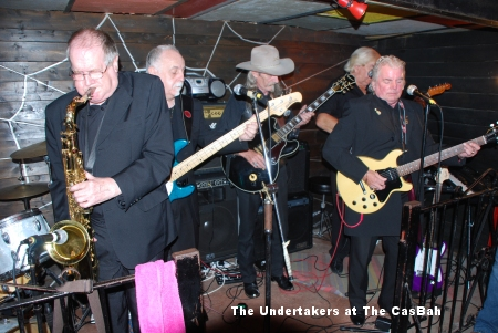The Undertakers At The Casbah